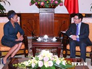 Deputy PM meets former Canadian leader