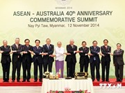 25th ASEAN Summit concludes in Myanmar