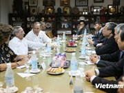 Vietnamese party delegation visit Cuba