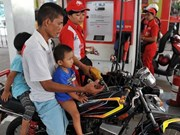 Indonesia raises fuel prices to ease pressure on state budget