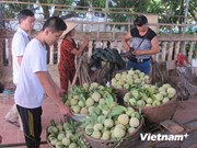 Hanoi event promotes regional specialties