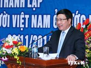 Overseas Vietnamese commission marks 55th founding anniversary