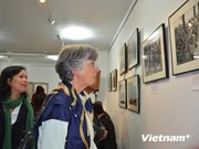 Paris exhibition honours Vietnamese people in World War I