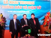 Vietnam Railways launches e-ticket booking system