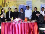 BIDV issues 30mln USD loan for Myanmar bank