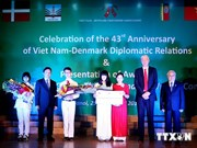 Vietnam, Denmark mark 43-year diplomatic ties