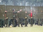 Indonesian army tops ASEAN shooting competition
