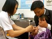 Over 9.5 million children get free measles-rubella shots