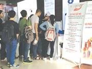 Film festival attracts long queues