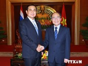Thai PM welcomed by State, NA leaders