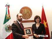 Mexico keen to foster ties with Vietnam