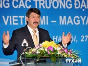 Conference seeks to boost Vietnam-Hungary educational links