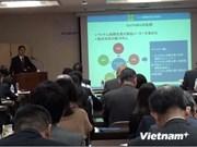 Workshops on support industry development held in Japan