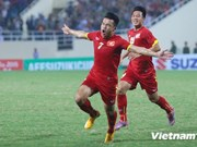 Vietnam top Group A with 3-1 victory