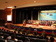Cambodian front celebrates 36th founding anniversary