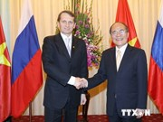 Vietnam, Russia cement legislative relations