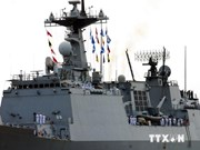 Naval ships of Republic of Korea visit Ho Chi Minh City