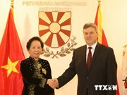 Vietnam wishes to deepen ties with Macedonia: Vice President