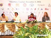 Lao businesses look towards ASEAN Economic Community