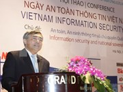 Vietnam works to improve information security