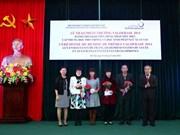 French language teachers, students receive Valofrase award