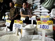 Cambodia exports over 330,000 tonnes of rice in 11 months