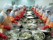 Seafood export enjoys trade surplus of 5 billion USD