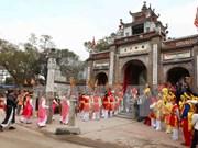 Hanoi: Rampart found underneath ancient spiral-shaped citadel