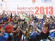 Vietnam Volunteer Festival 2014 launched in Hanoi