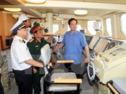 PM reiterates determination to develop defence industry