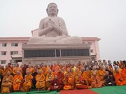 First Vietnamese Theravada pagoda inaugurated in India