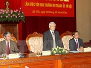 Hanoi's ideas gathered for Party documents
