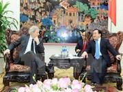 Netherlands - strategic partner of Vietnam: Deputy PM
