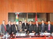 Vietnam's NA delegation visits Mexico and Colombia