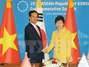RoK President vows ODA priority to projects in Vietnam