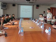 Vietnam, Singapore boost cooperation in military medicine