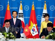 Vietnam, RoK conclude FTA talks