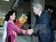 Hanoi, Amsterdam expand cooperation