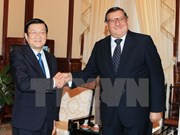 President hails contributions by outgoing Chilean Ambassador