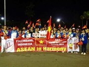 Vietnam wins first gold at 17th ASEAN University Games
