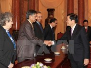 State President meets with ASEAN chief justices