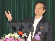 PM clears up political, social, economic issues