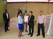 Overseas Vietnamese in Angola support local community