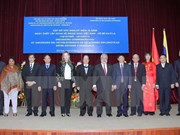 VN-Venezuela diplomatic ties marked
