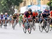 Trans-Vietnam cycling tournament concludes