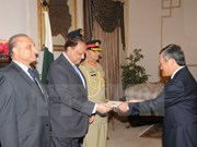 Vietnam wishes to promote all-round cooperation with Pakistan