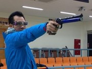 VN wins golds at Singapore shooting championship