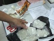 Vietnamese, Lao police arrest cross-border drug traffickers