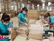 Wood products export to go up by 15 percent next year