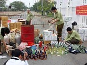 Joint efforts needed to stop fake goods